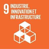 Objectif de développement durable n°9 : Industrie, innovation et infrastructure