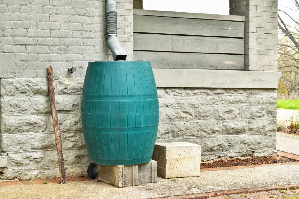 tonneau récupérateur d'eau de pluie