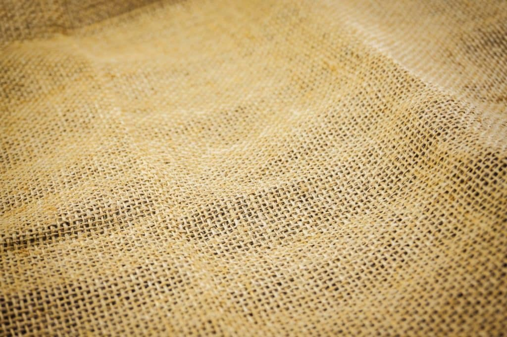 tissu en fibre de chanvre
