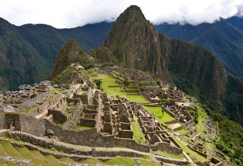 Machu Picchu Perou amérique latine